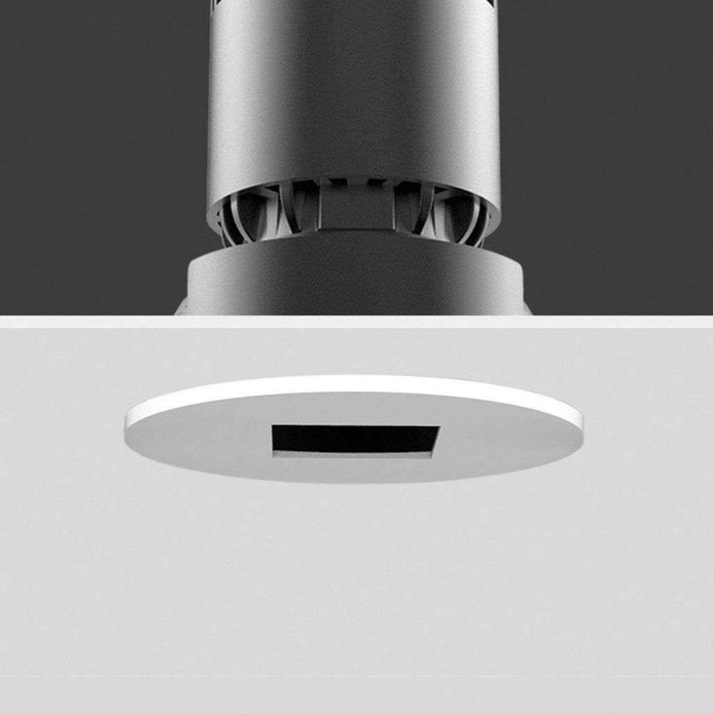 detail of LUNA Q ring type