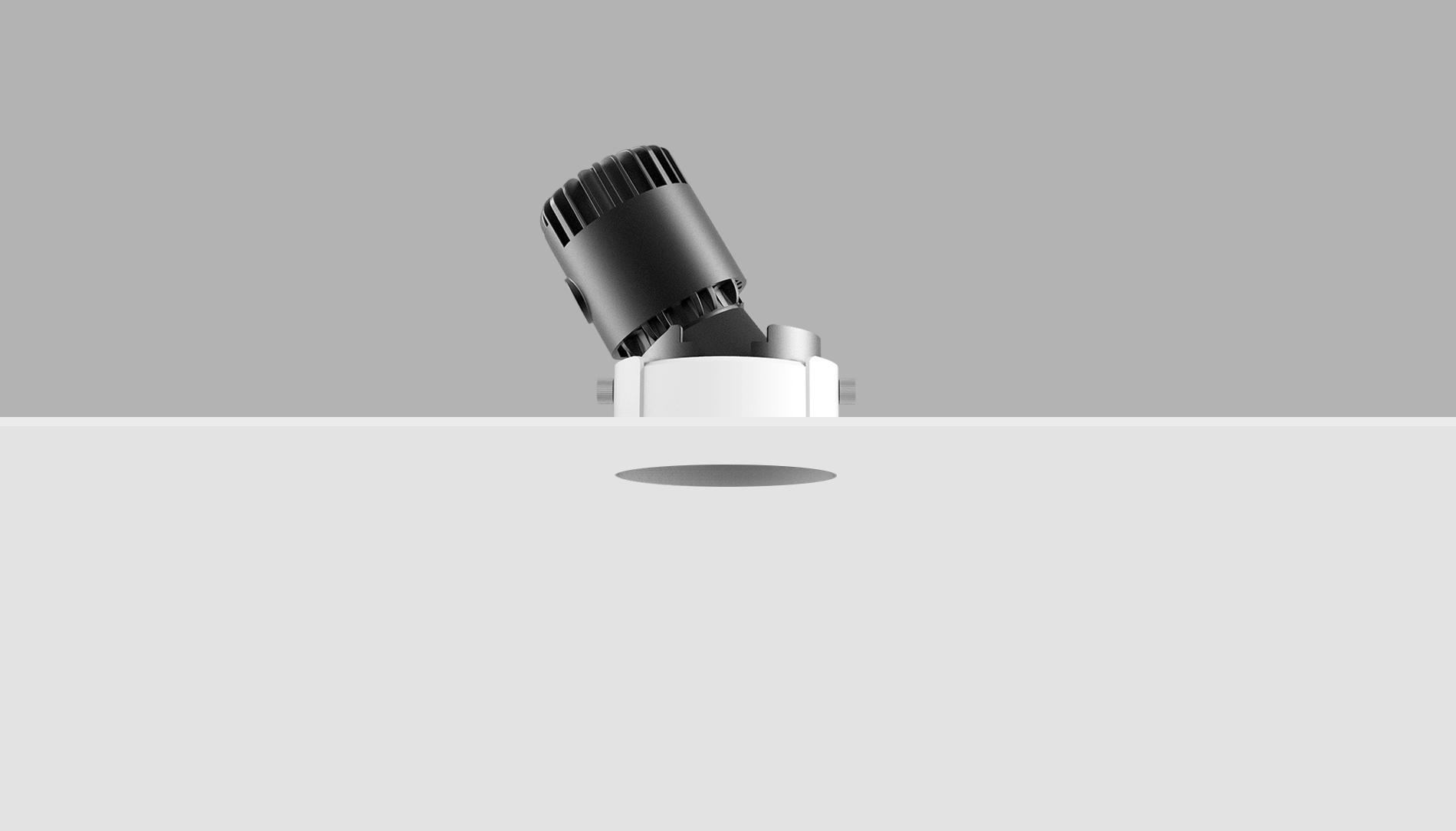 led trimless downlight