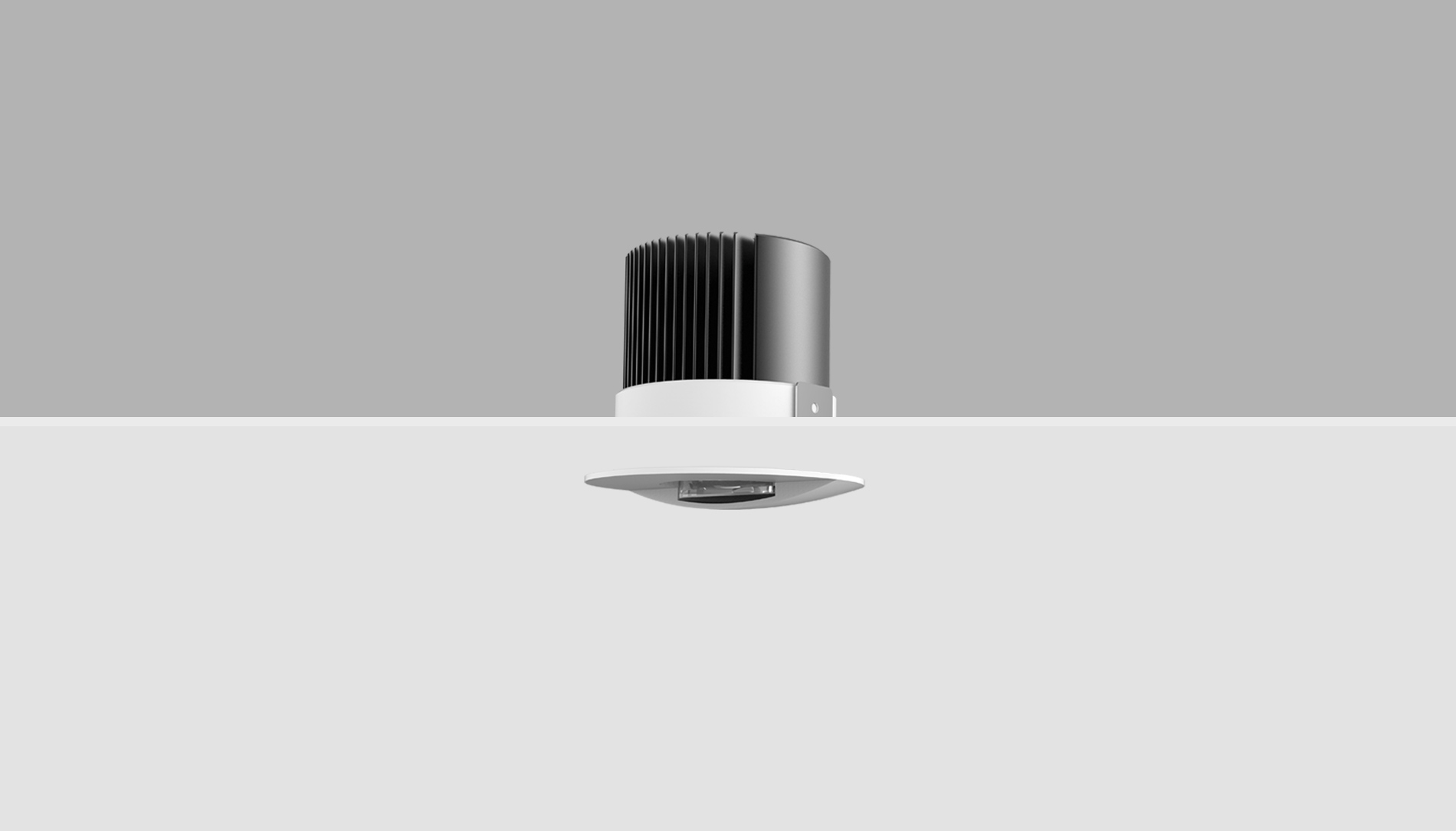 led wall washer downlight