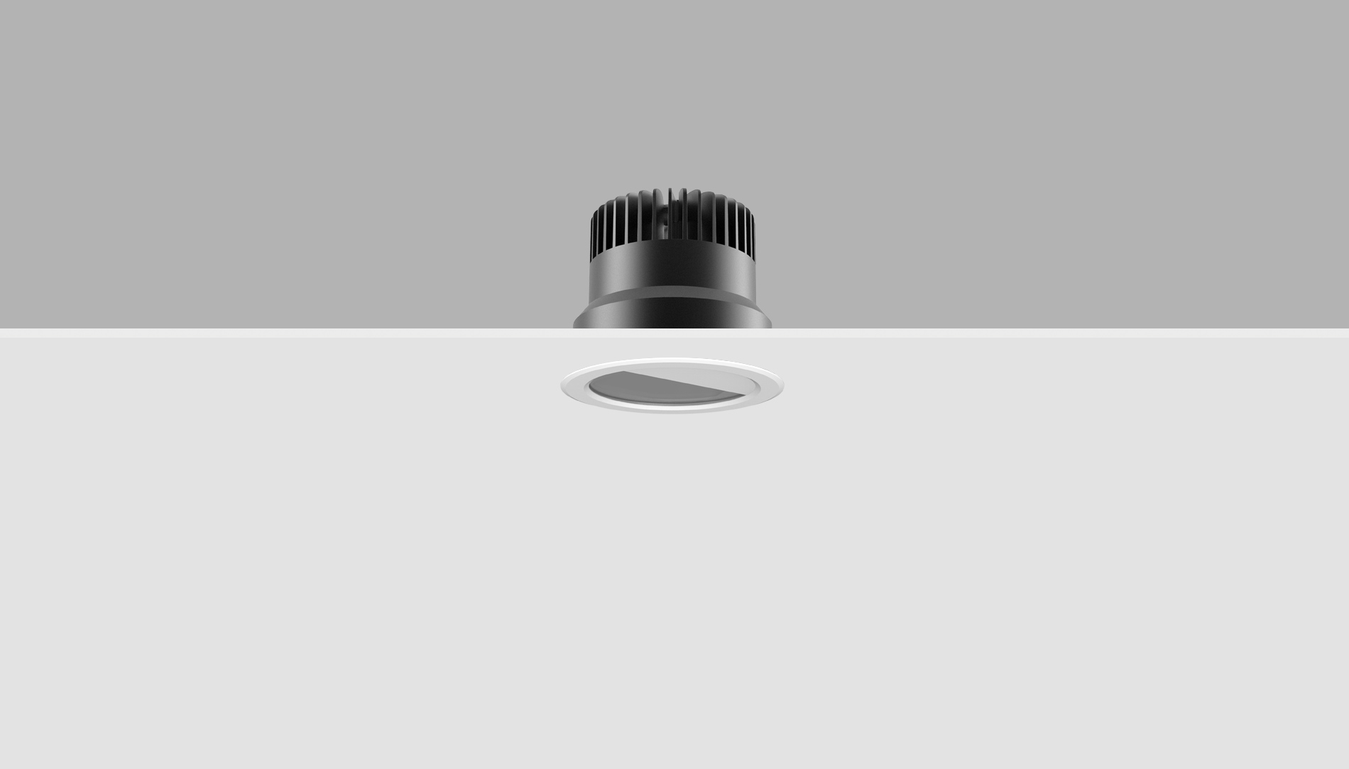 MAGNA ASY 420 LED recessed downlight